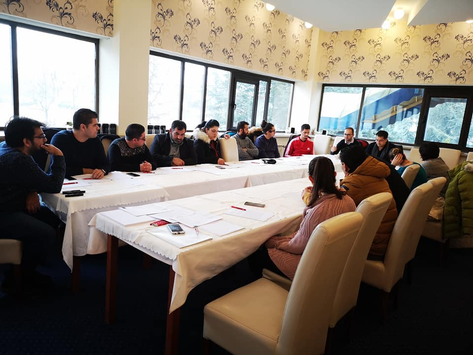 Национален состанок на коалицијата Khetane во Скопје