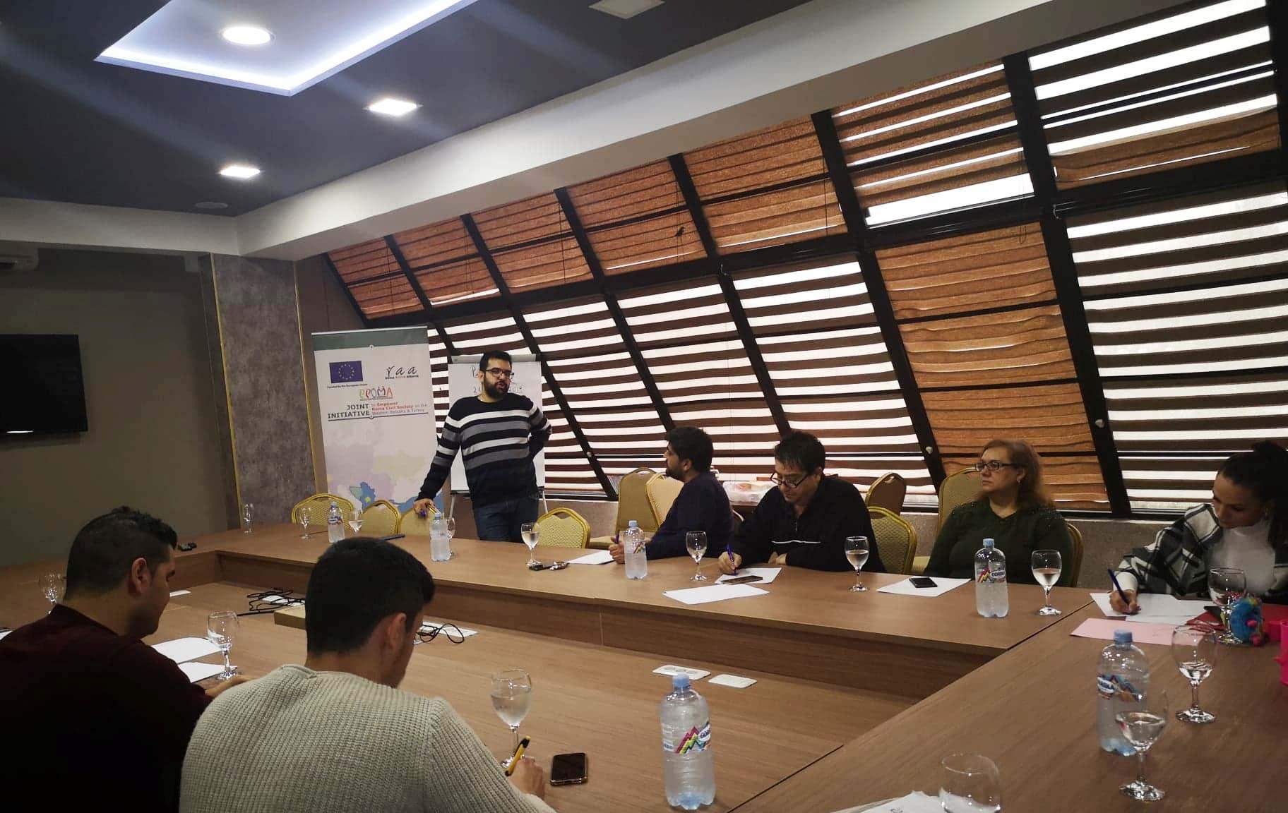 Одржан состанок на коалицијата Khetane во Велес